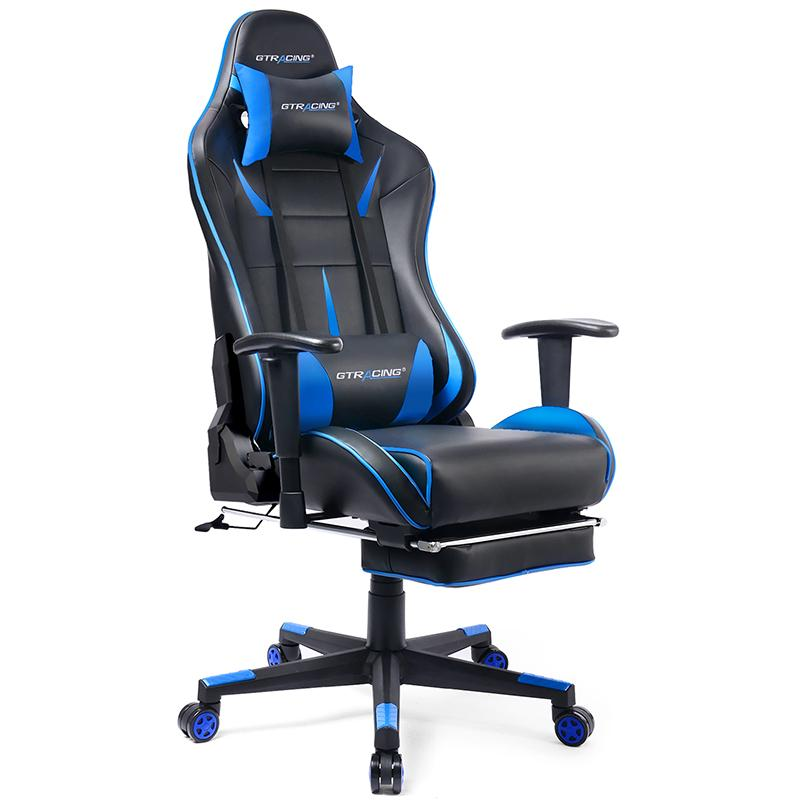Footrest Series // GT909-BLUE - GTRACING