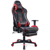 Footrest Series // GT909-RED - GTRACING