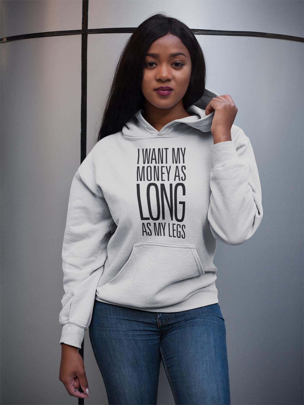 Long Legs & Money Hoodie