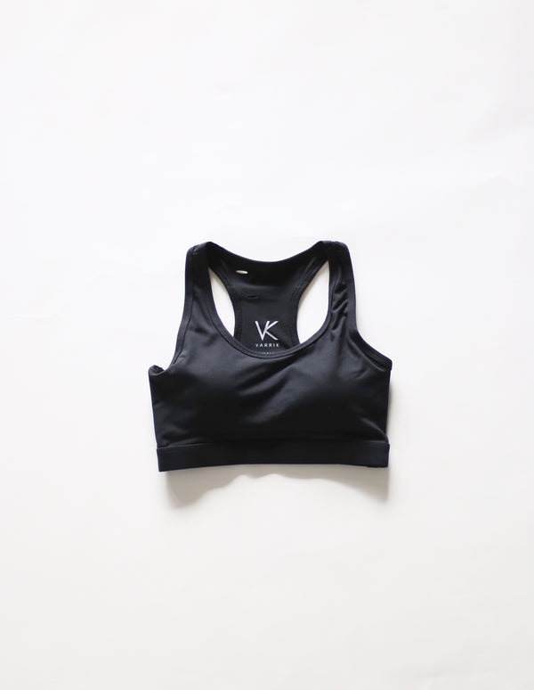 varrik womens sports bra pocket phone