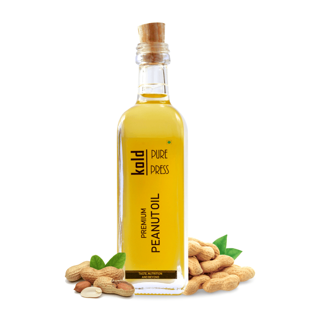 Virgin Peanut Oil (Groundnut Oil)