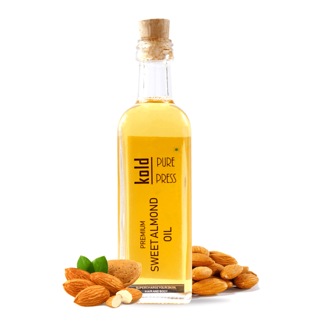 Virgin Sweet Almond Oil