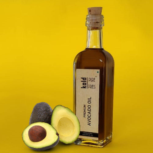Virgin Avocado Oil - Kold_PurePress