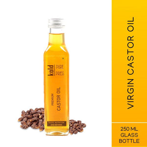 Virgin Castor Oil - Kold_PurePress