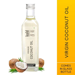 Virgin Coconut Oil - Kold_PurePress