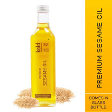 Load image into Gallery viewer, Premium Sesame Oil (Til Oil) - Kold_PurePress
