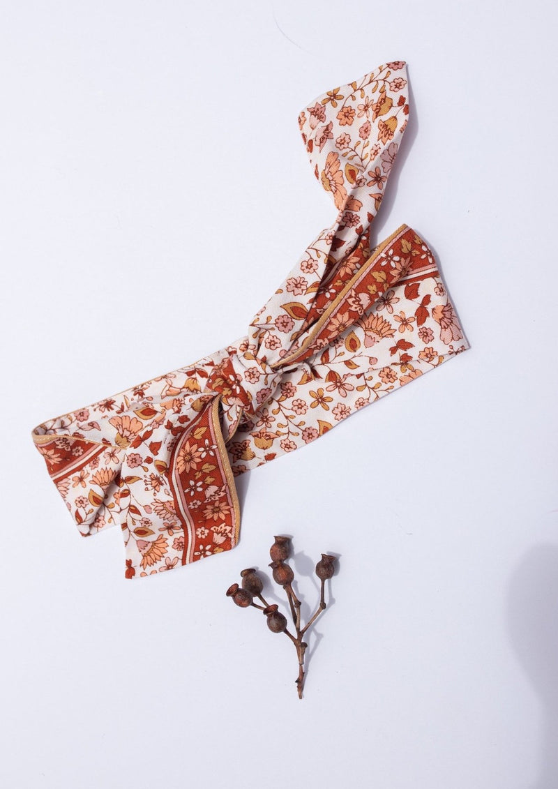 Headband in Dew Print