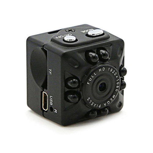 1080P HD Mini Night Vision Surveillance Camera