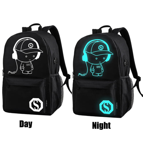 Luminous Animation Backpack