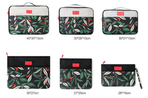 6Pcs Travel Set Bags