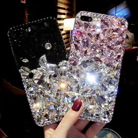 Diamond Rhinestone Case