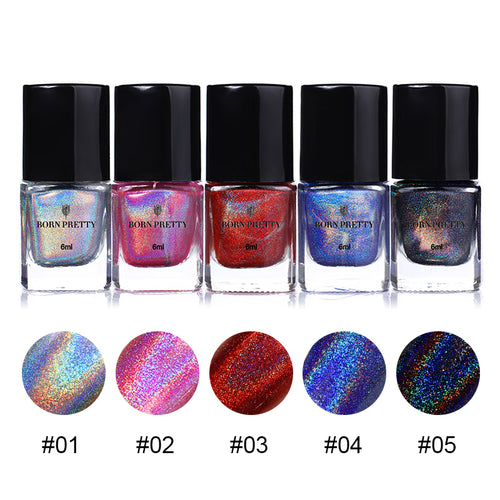 Holographic Nail Lacquer