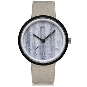 Marble Style Watch