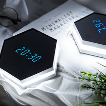 Mirror LED Alarm Clock
