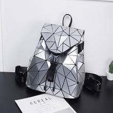 Holographic Geometric Backpack