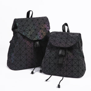 Geometric Holographic Backpack