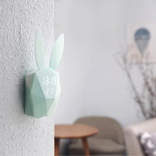 LED Bunny Digital Alarm Clock
