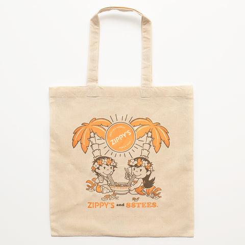 Zippy's X 88Tees Tote Bag