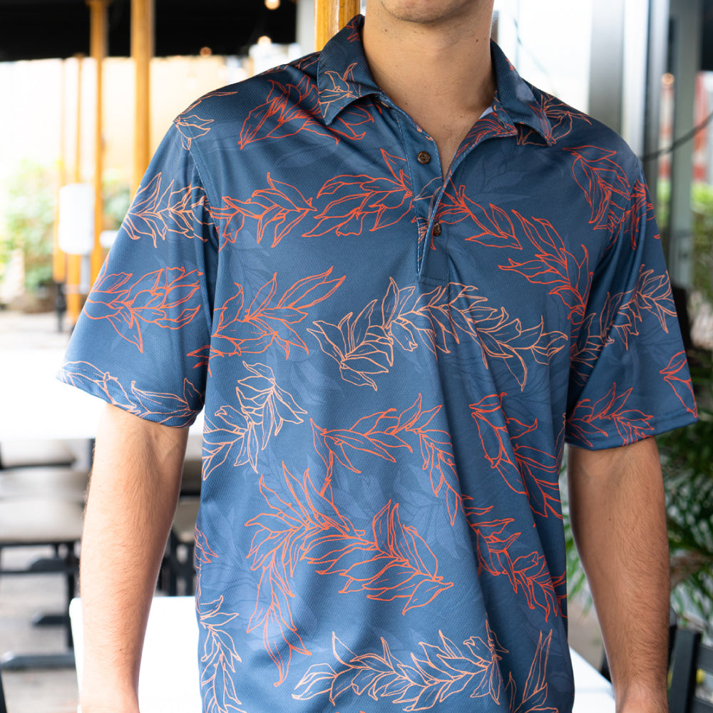 Zippyʻs x Ari South Men's Polo Shirt