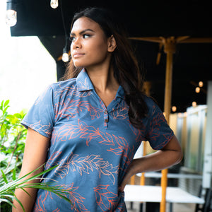 Zippyʻs x Ari South Women's Polo Shirt
