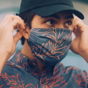 Zippyʻs x Ari South Hapawai Mask