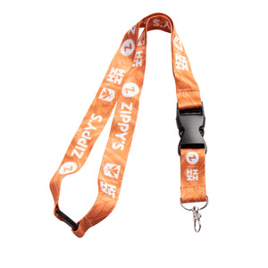 Zippy's X Hawaii's Finest Lanyard