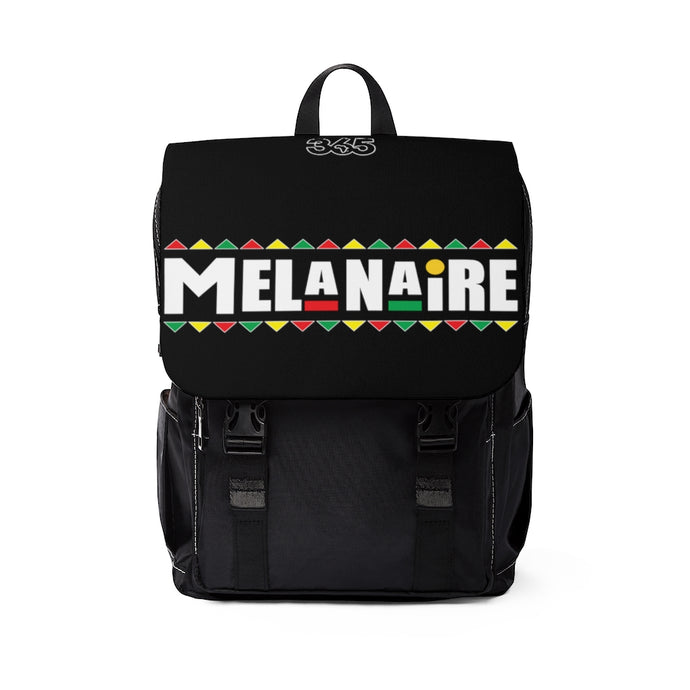Melanaire Unisex Casual Shoulder Backpack