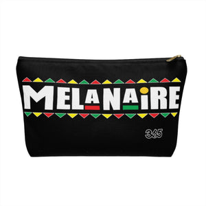 Melanaire Accessory Pouch w T-bottom