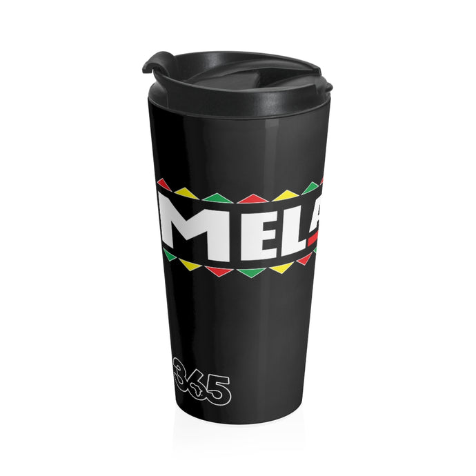 Melanaire Stainless Steel Travel Mug