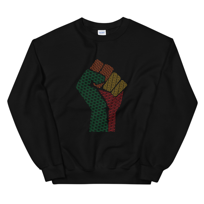 Black Grad Sweatshirt