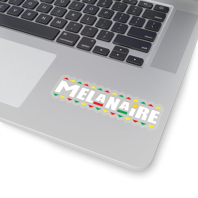 Melanaire Kiss-Cut Stickers