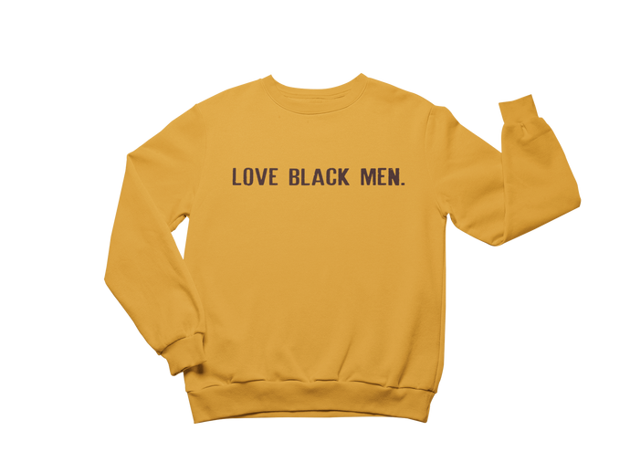 Love Black Men Crew