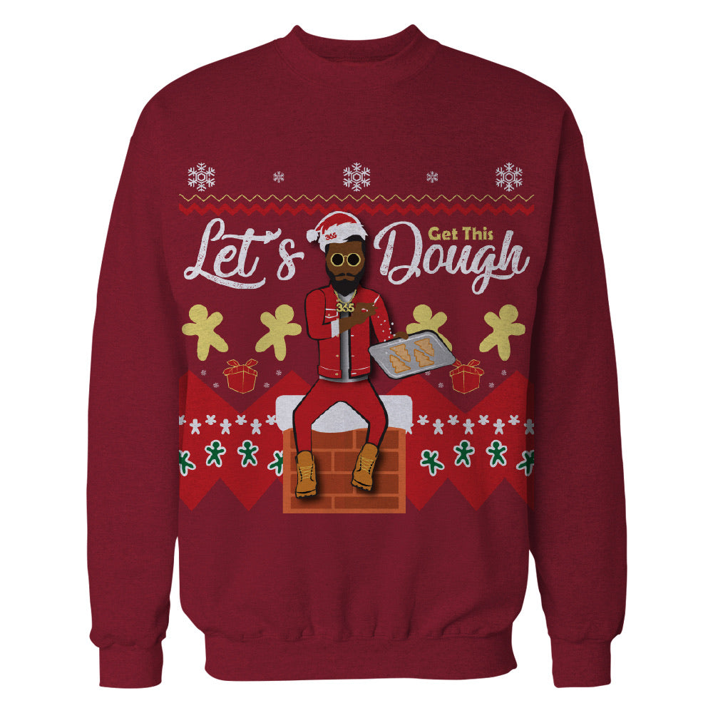 Let's Get This Dough Crewneck (Youth)