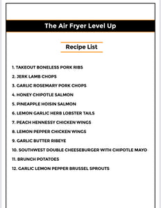 The Air Fryer Level Up