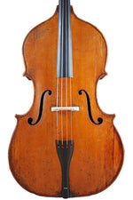"The ""Ex Royal Artillery"" Double Bass by John Frederick Lott Jnr. circa 1840 – Review"