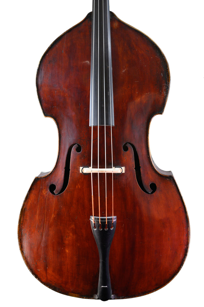 Mittenwald Double Bass circa 1880 – Review