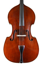 Double Bass by Louis Lowendall, Berlin circa 1890 – Review