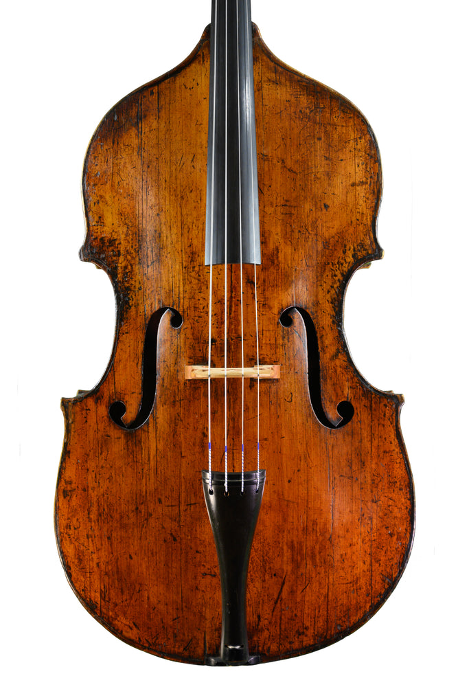 The Ex-Dragonetti, Italian Double Bass by Gennaro Gagliano, Naples circa 1764 – Review