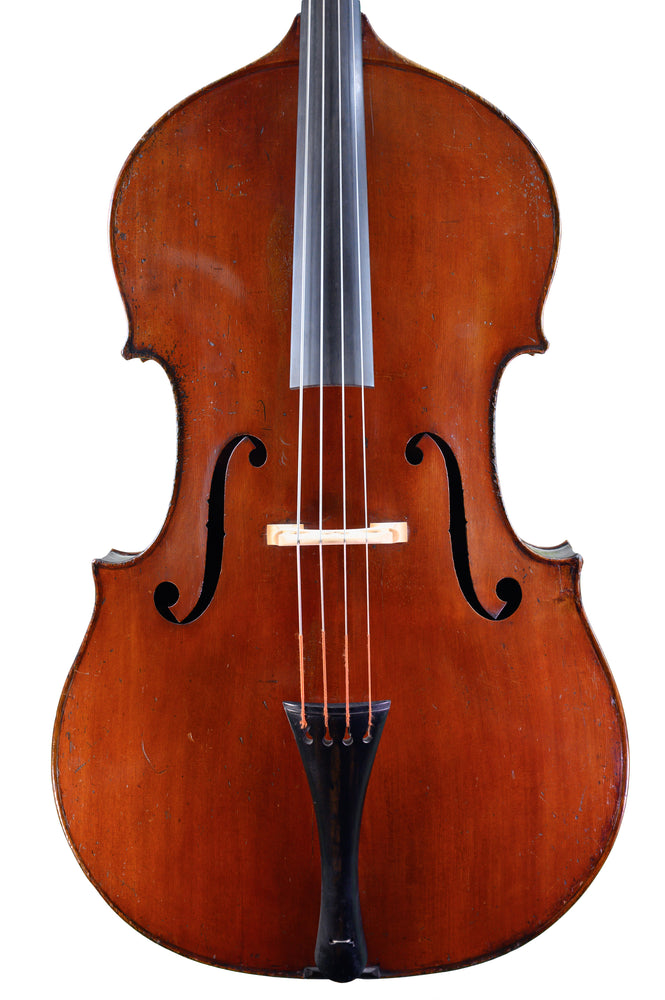 Double Bass by Jérôme Thibouville-Lamy, Mirecourt circa 1860 – Review