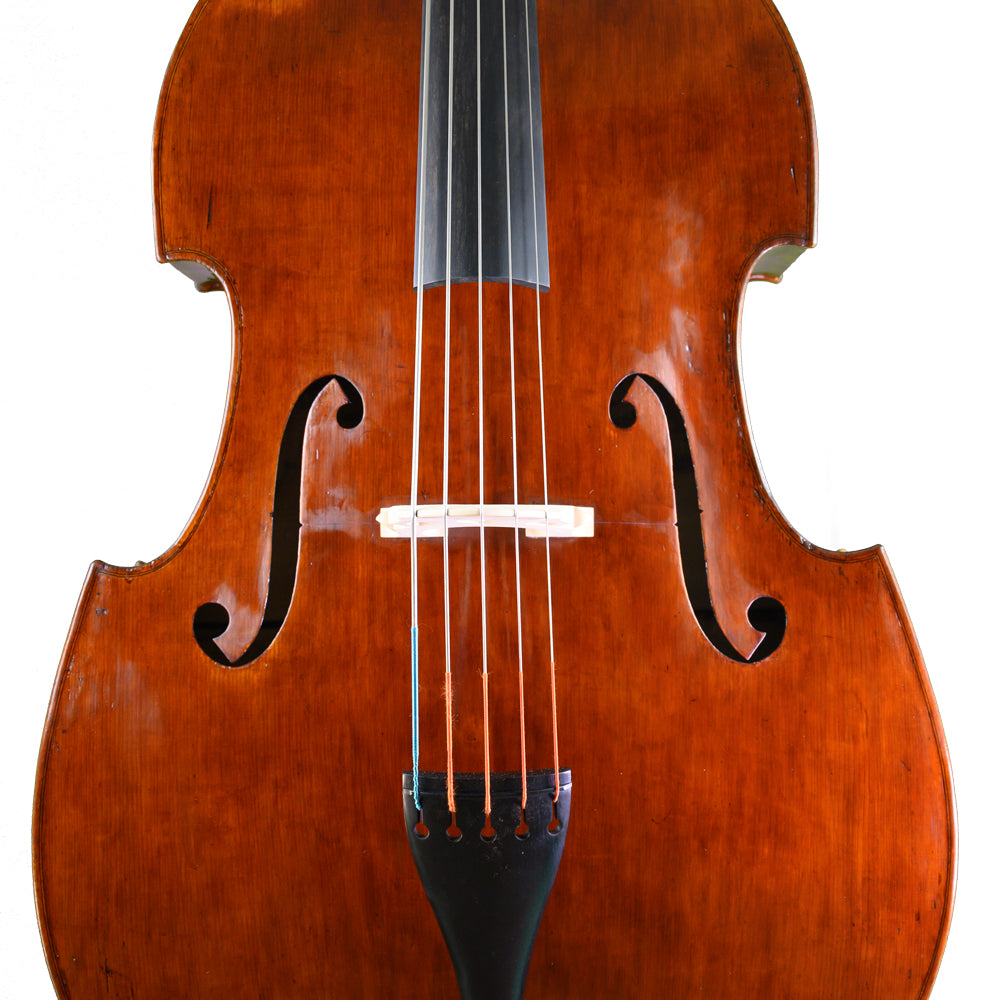 5-String Double Bass by Neuner & Hornsteiner, Mittenwald anno 1877 – Review