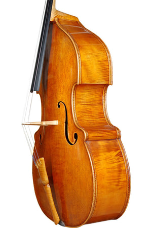 "The ""Imperator"" Double Bass by Günter Krahmer-Pöllmann anno 2003"