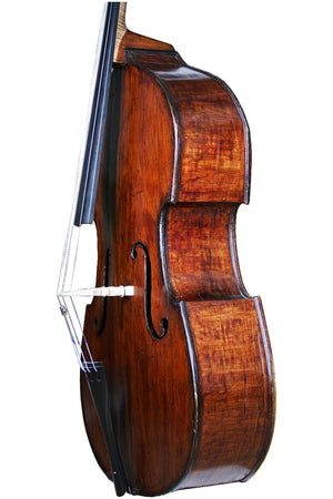Double bass by George Corsby 1, London circa 1800