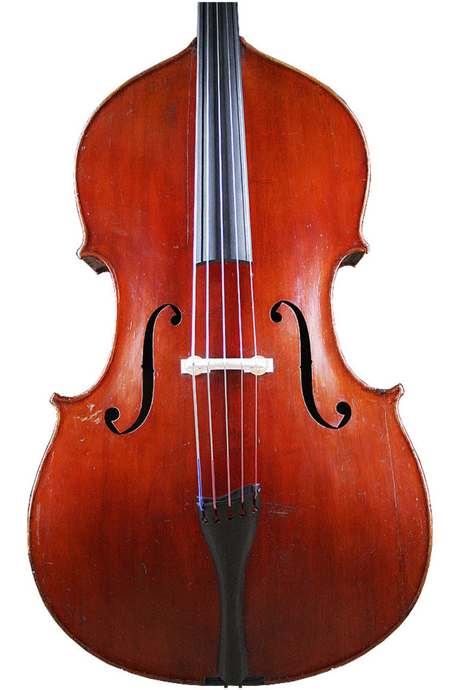 5-String Double Bass by Johann Klier, Bohemia circa 1890