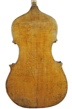 "The ""Ex Royal Artillery"" Double Bass by John Frederick Lott Jnr. circa 184"