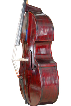 "5-String Double Bass, ""The Red Baron"" by Ferdinand Seitz, Mittenwald anno 1834"