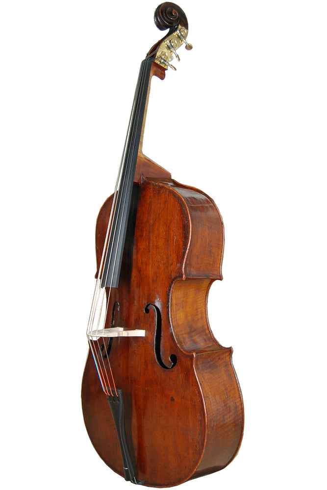 5-String Double Bass by William Forster (Royal Forster) circa 1795