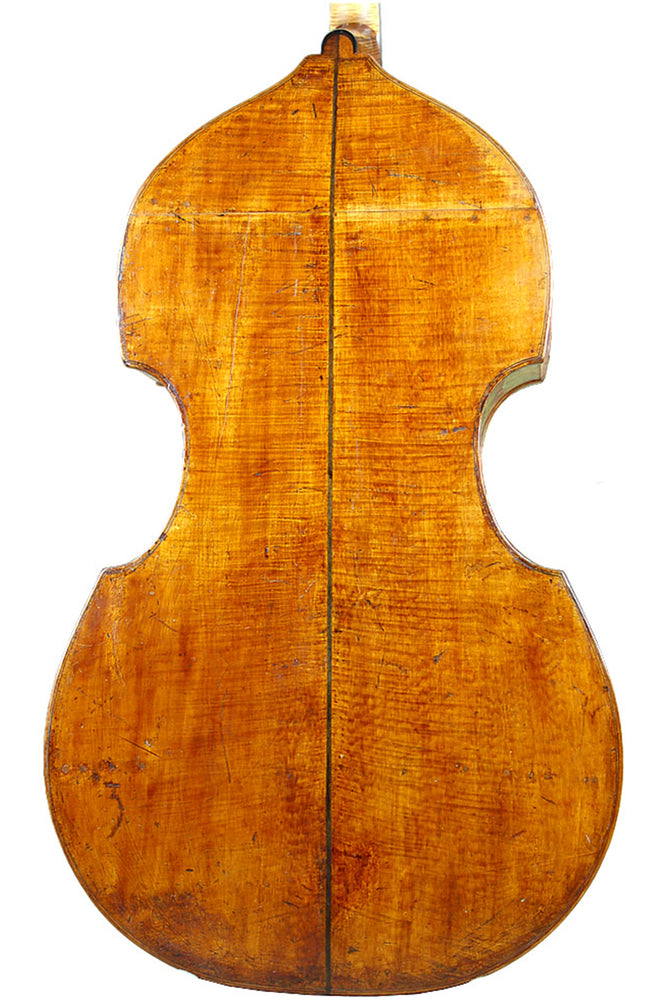 5-String Double Bass by Joseph Hill, London circa 1765