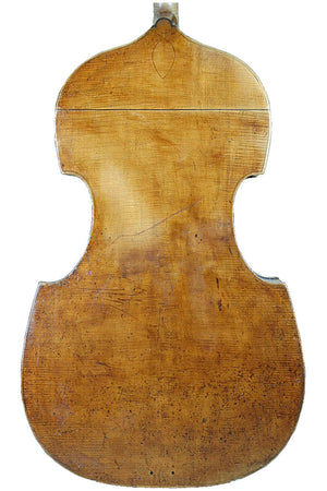 5-String Double Bass by Thomas Davies, Birmingham anno 1874 No 3.