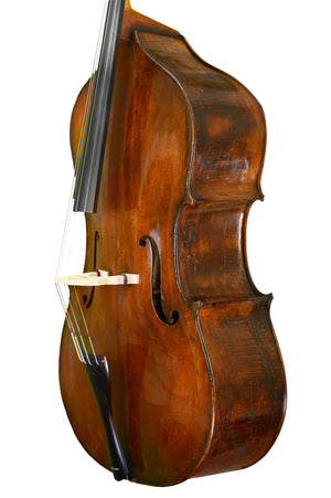 Thomas Kennedy Double Bass, London anno 1839