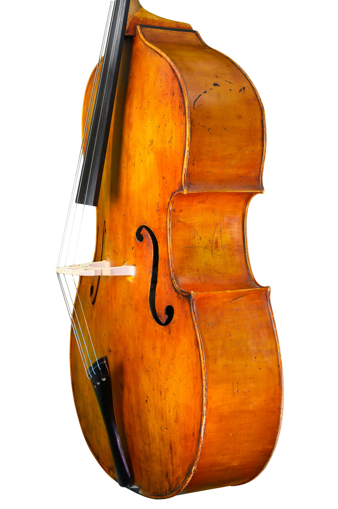 Domenico Busan Double Bass Copy, Budapest circa 2001